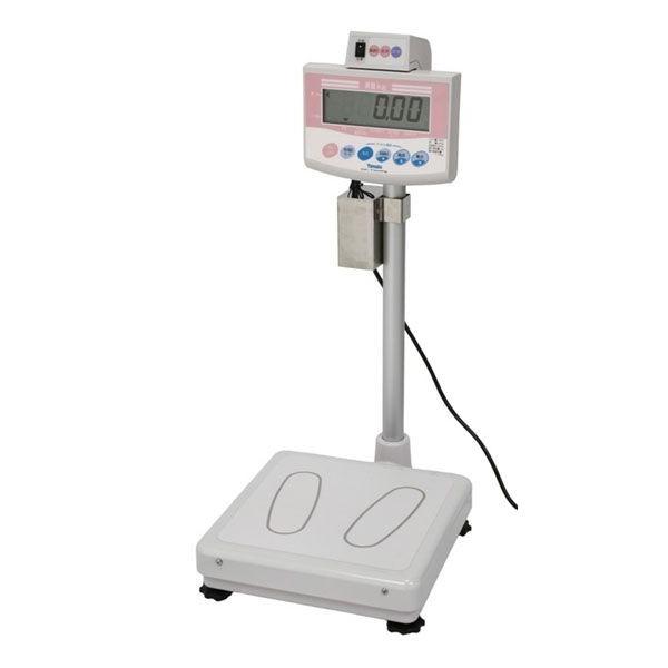 大和製衡YAMATOデジタル体重計DP-7101PW一体型検定付ひょう量150kgプリンタ付【smtb-k】【ky】