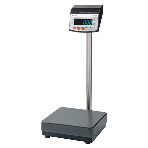 イシダISHIDA業務用体重計ITX-150T検定付ひょう量150kg  【smtb-k】【ky】