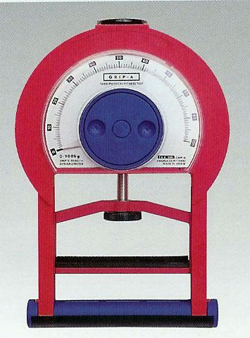 竹井機器 アナログ握力計 グリップA T.K.K.5001 一般用