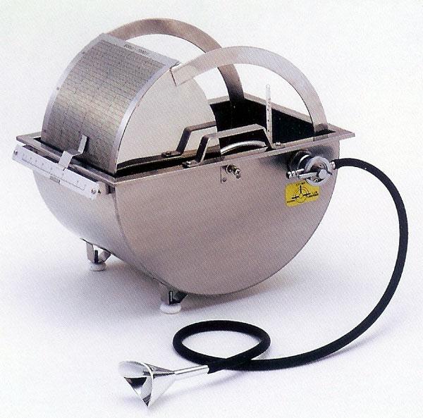TTM回転ドラム式肺活量計KBs(団体用)