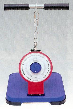 竹井機器アナログ背筋力計バックA TKK5002