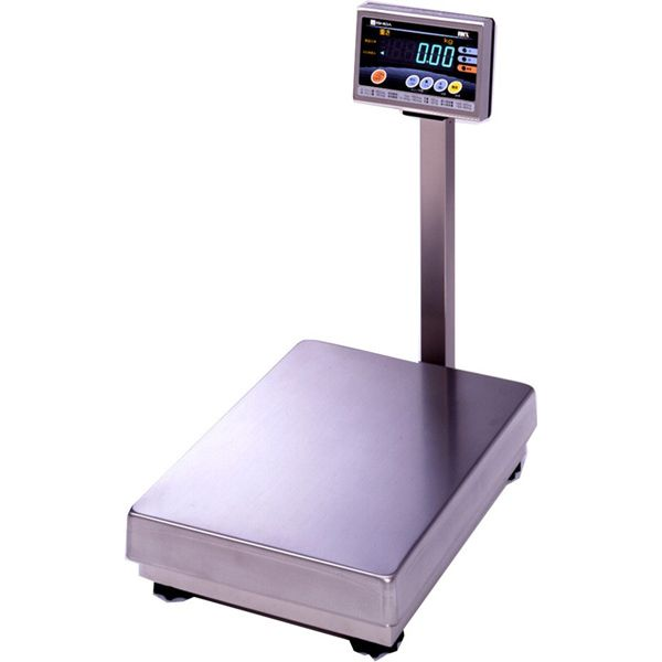 イシダISHIDA防水型デジタル台はかりIWX-60ひょう量60kg(検定付)