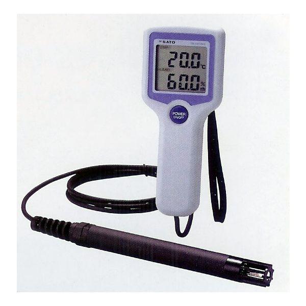 佐藤計量器SATOデジタル温湿度計SK-110TRHIITYPE1