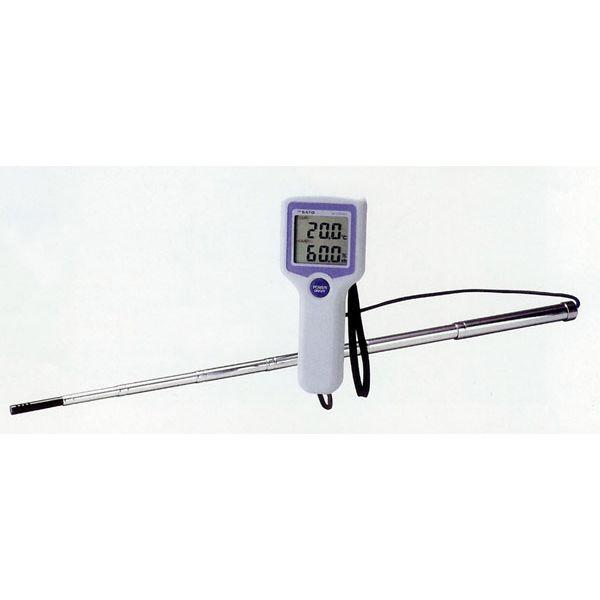 佐藤計量器SATOデジタル温湿度計SK-110TRHIITYPE5