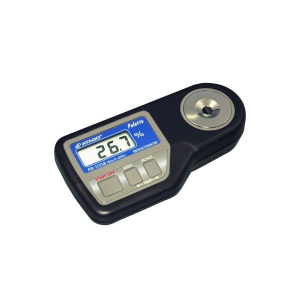 アタゴATAGO高精度デジタル糖度・濃度計PR-101α