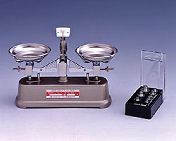 村上衡器MURAKAMI高感度上皿天びん分銅付HS-100ひょう量100g感量50mg