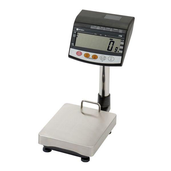 イシダISHIDAデジタル台はかりITB-6ひょう量6kg(検定付)