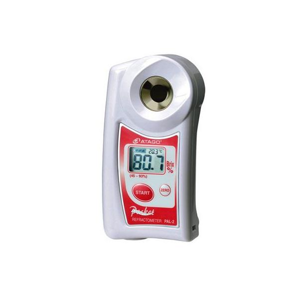 アタゴATAGOポケット糖度計PAL-2(Brix45.0~93.0%) 【smtb-k】【ky】