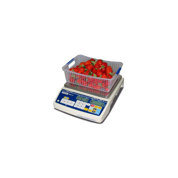 Treasure gauge machine TAKARA voice expression rank sorting machine TB-30II-Taiyo II weighing 30 kg 5 g unit