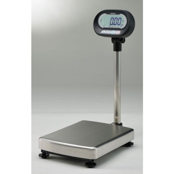 クボタKUBOTAデジタル台はかりKL-SD-K150A ひょう量150kg 高精度検定品