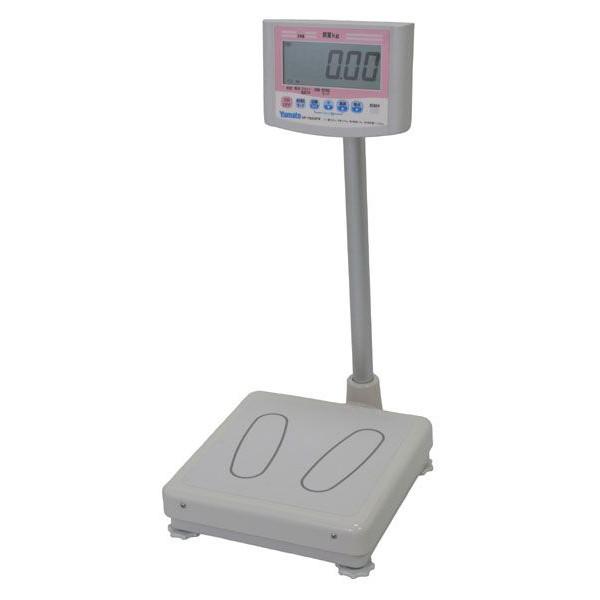 大和製衡 DP-7800PW-200一体型 デジタル体重計 検定付 ひょう量200kg Yamato