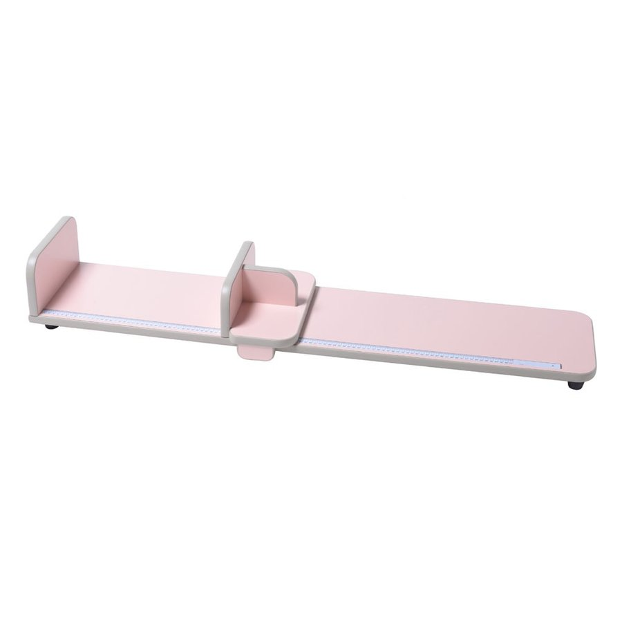 吉田製作所 YS903-P 寝台式乳児用身長計1m ピンク 日本製 YOSHIDA