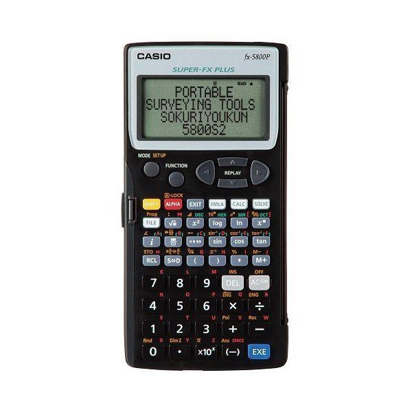 ヤマヨ 測量電卓 即利用くん 5800S2