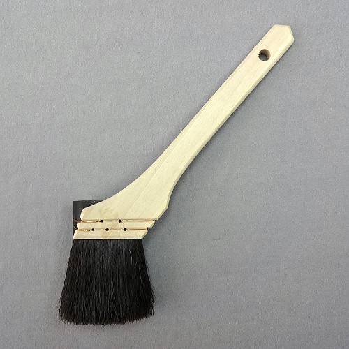 ハケ市 刷毛 ハケ 特価刷毛 黒毛 ペンキ用刷毛 70mm 正規取扱店 120本 ついに再販開始
