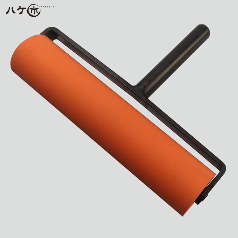 防水道具 驚きの価格が実現 ローラー KOゴムローラージャイロ 9号 1本 まとめ買い特価 幅270mm×直径60mm OK80778 ベアリング入