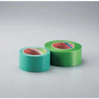 養生用品 テープ 鉄骨養生 カットエース TF09 グリーン 18巻入 100mm TM13R208 50m ※アウトレット品 新作入荷!! ×