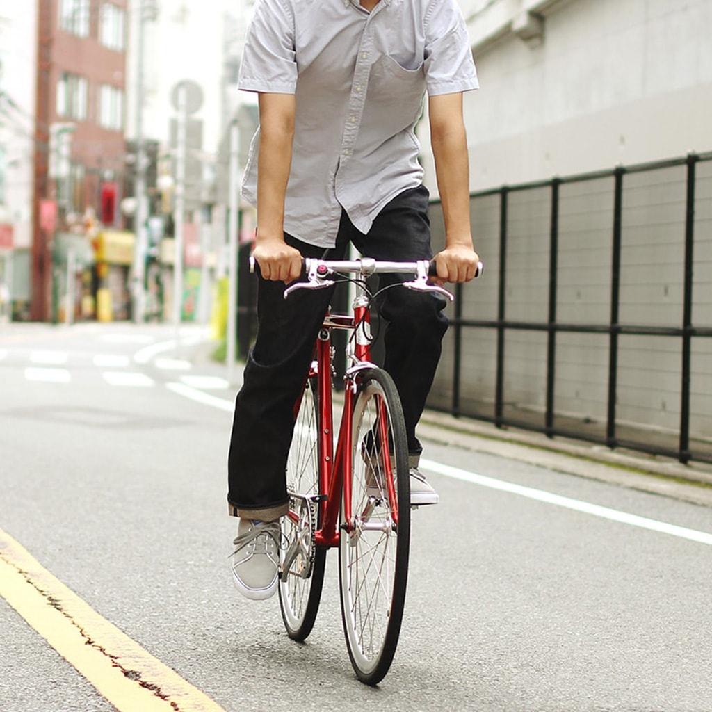 FUJI(フジ)のクロスバイク BALLAD(バラッド)