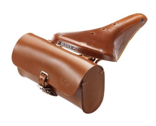 BROOKS(ブルックス)のサドルバッグ、CHALLENGE LARGE TOOL BAG(チャレンジラージツールバッグ)