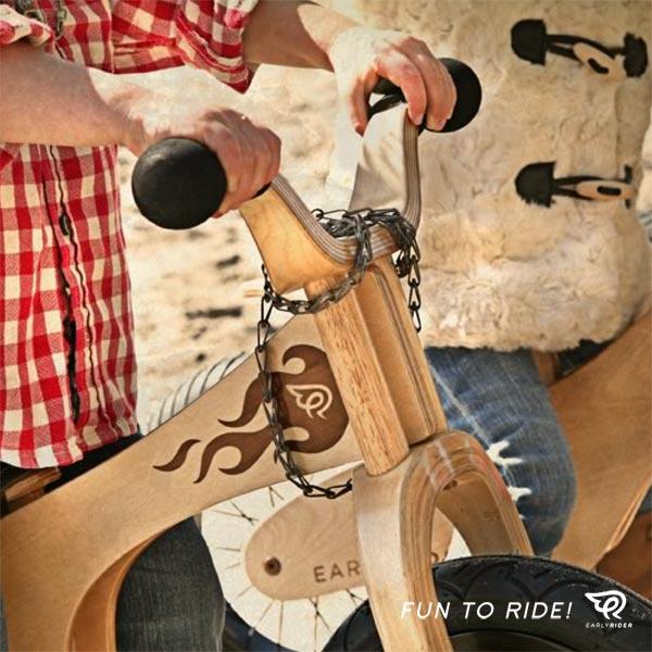 初めてのランバイク、Early Rider(アーリーライダー)Lite(ライト)