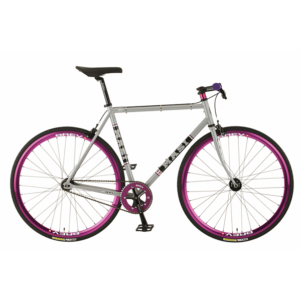 Hakkle Masi マジイ Fixed Gear The Speciale Fixed Flat 2011