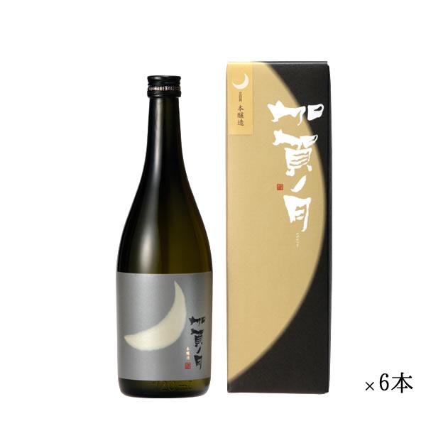 加越 加賀ノ月 三日月 本醸造 まとめ買い 720ml×6本セット[ 日本酒 お酒 石川 加越 ]