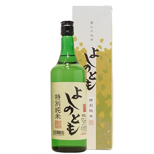吉乃友 よしのとも 特別純米 720ml [ 日本酒 お酒 富山 吉乃友酒造 ]