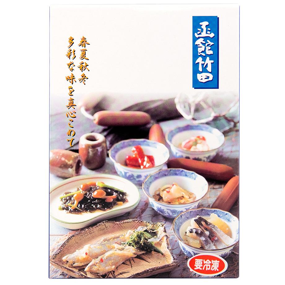 国産するめいかの旨味をじゅうぶん生かした塩辛です 函館竹田食品 業務用 400g メイルオーダー 化粧箱 手造りいか塩辛 返品不可
