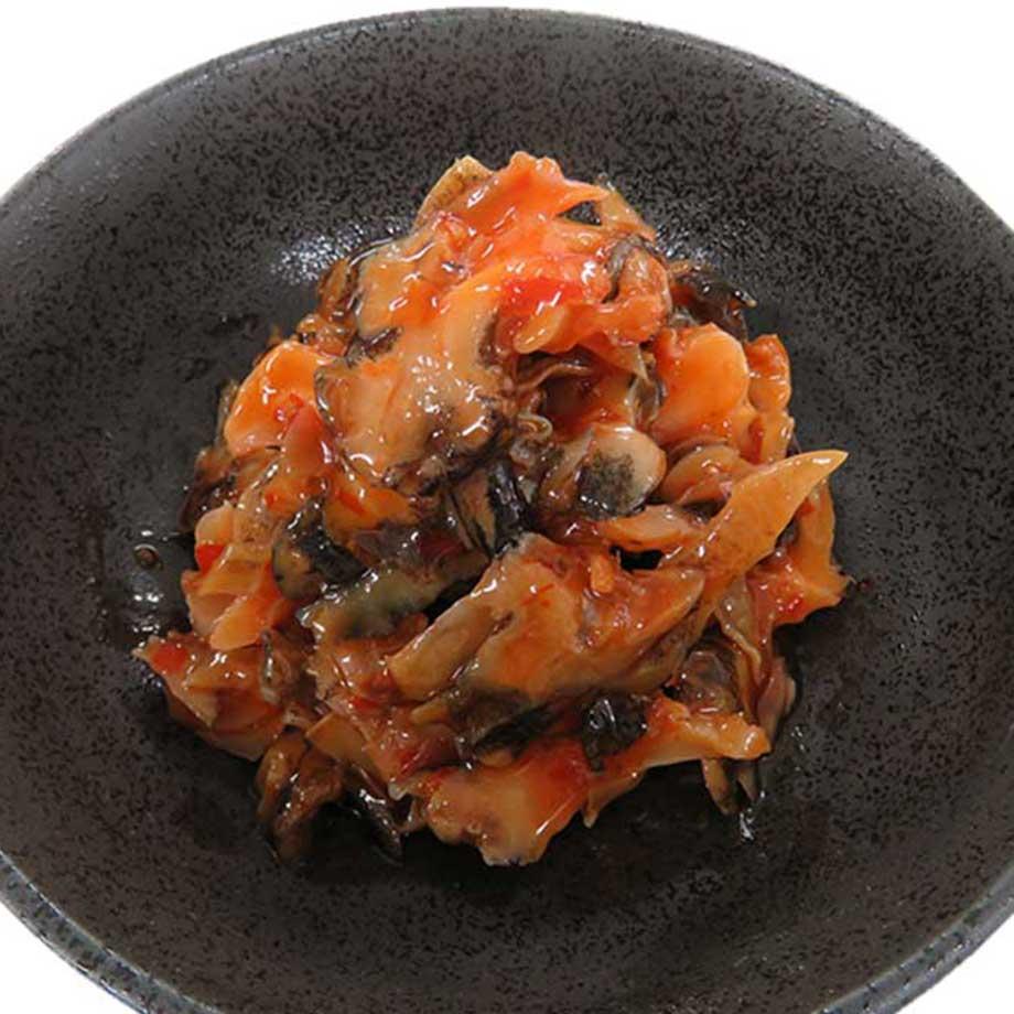 北海道産 毛つぶ を使用 豆板醤 コチュジャンを合わせました つぶジャン辛 業務用 500g 店 布目 セール特価
