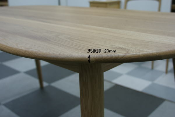 Oak Solid Wood Width 150 Cm Wooden Oval Dining Table Nordic Round Cafe Tables Home