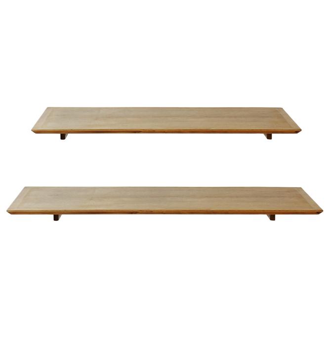 天板/トップボード バーチ無垢材 幅100/120cm 同シリーズのパーツと組み合わせてテーブルやデスクに「BONBON(ボンボン)」top board[送料無料]