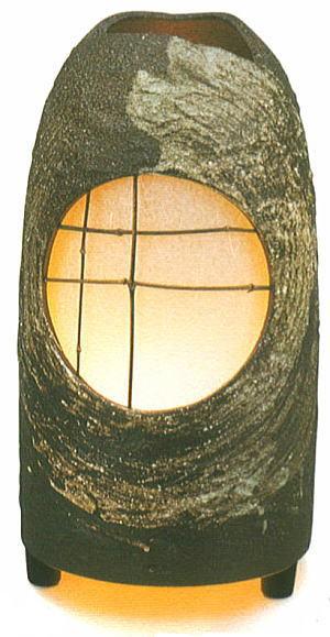 【最安値に挑戦】 信楽焼灯り 彦-808(室内用ライト), 旭村:a7723ee4 --- canoncity.azurewebsites.net