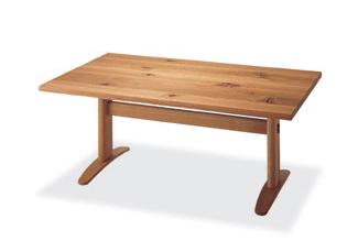 [正規品]森のことば LDテーブルナラ無垢材のT字脚ダイニングテーブルオイル塗装 飛騨産業 キツツキ sn352wp/353wp/354wp/355wp/sn352h/353h/354h/355h l