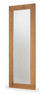 飛騨産業 森のことば ミラー 鏡 姿見 日本製 ナラ無垢材 SN650