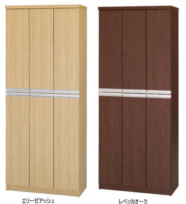 74幅食料庫(ERA-675/ERE-675)・抜群の収納力と強度に優れたキッチンストッカー。カラーは2色l