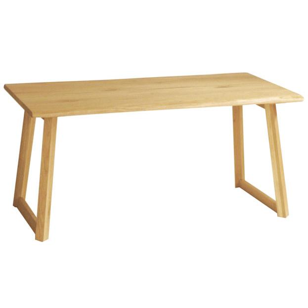 オーガニック幅150cmテーブル。チェア・ベンチとのセット販売もございます。
