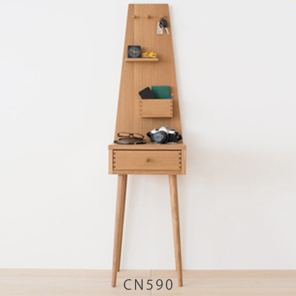 幅35cmラック(CN590)・置くだけで楽しいおしゃれなラック。時計、メガネ、鍵等の身の回りの指定席に、アクセサリーや小物置き場として、使い方は自由自在。日々の暮らしにとけ込んでいく家具「madobe(マドベ)」シリーズ[正規品], 割引:fb23c136 --- data.gd.no