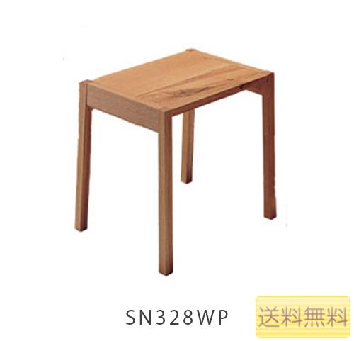 森のことば ベビーテーブルSN328WP 【日本製】[送料無料][正規品]飛騨産業 キツツキ ナラ材l
