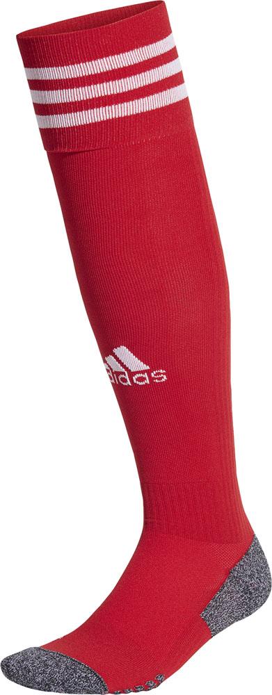 adidas アディダス サッカー ソックス 靴下 ADI 21 バーゲンセール SOCK ストッキング 通気性 快適 試合 GN2992 キッズ 22995 赤 子供用 新商品!新型 21Q2 部活 Pレッド {NP} ジュニア メンズ 男性用