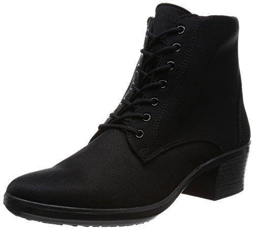 asahi shoes(アサヒシューズ) TOP DRY(トップドライ) エレガンス ショートブーツ TDY3924(A) C265【ブラック】 レディース AF39241