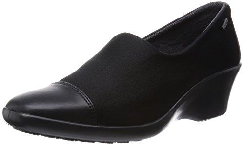 送料無料 asahi shoes アサヒシューズ 予約販売 TOP DRY トップドライ TDY3938 ブラック AF39381 超特価 パンプス レディース エレガンス C265
