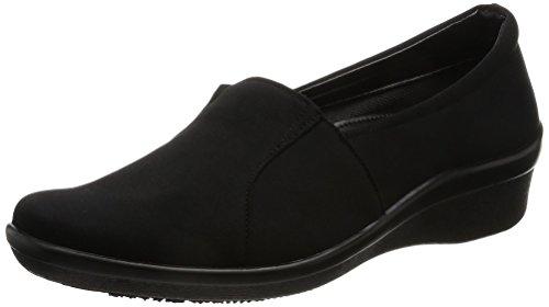 asahi shoes(アサヒシューズ) TOP DRY(トップドライ) エレガンス パンプス TDY3960 C265【ブラック】 レディース AF39601