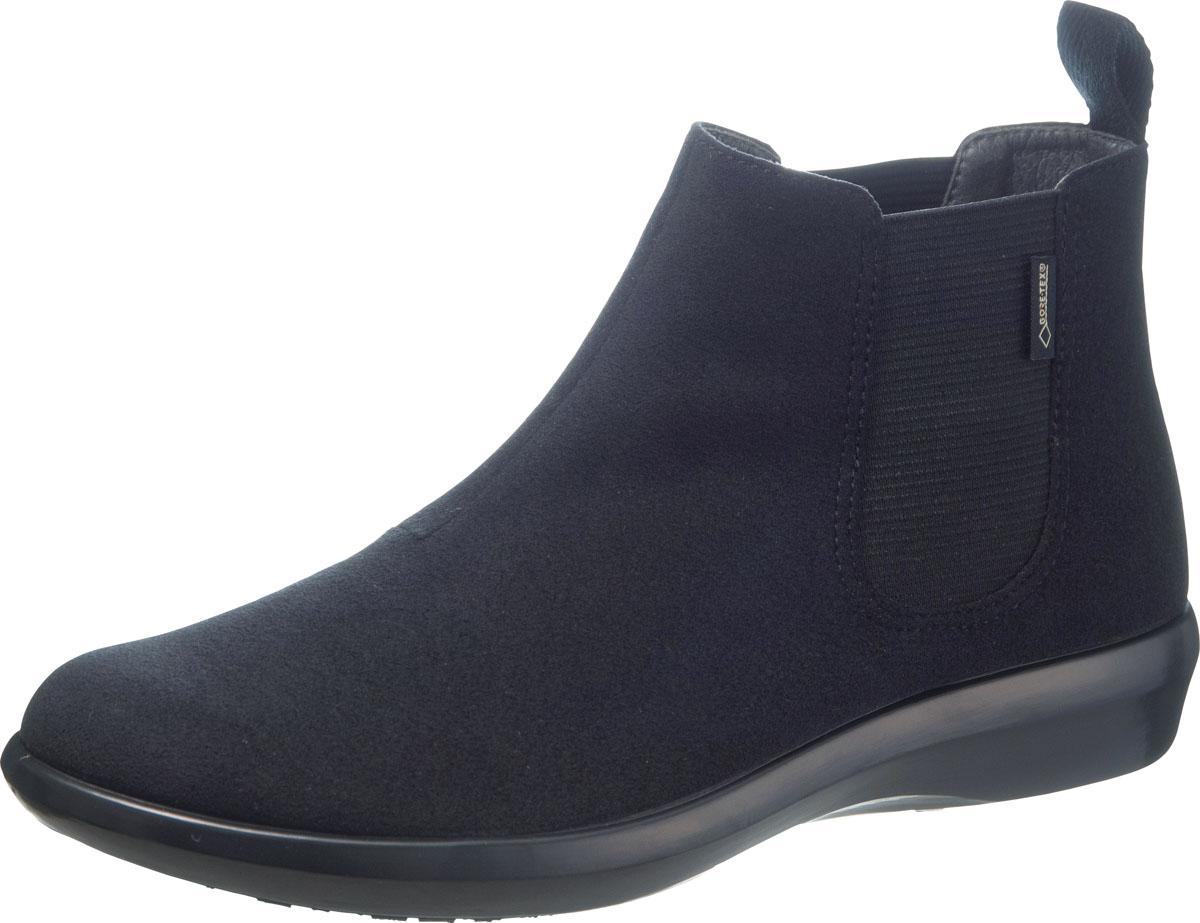 asahi shoes(アサヒシューズ) TOP DRY(トップドライ) カジュアル ショートブーツ TDY3970 C265【ブラック】 レディース AF39701