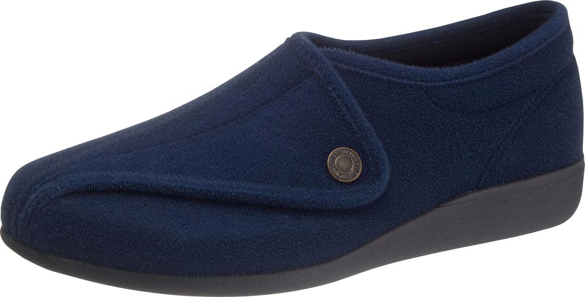 asahi shoes(アサヒシューズ) 快歩主義 介護靴 KHS M900 C265【ネイビーパイル】 メンズ KS23592