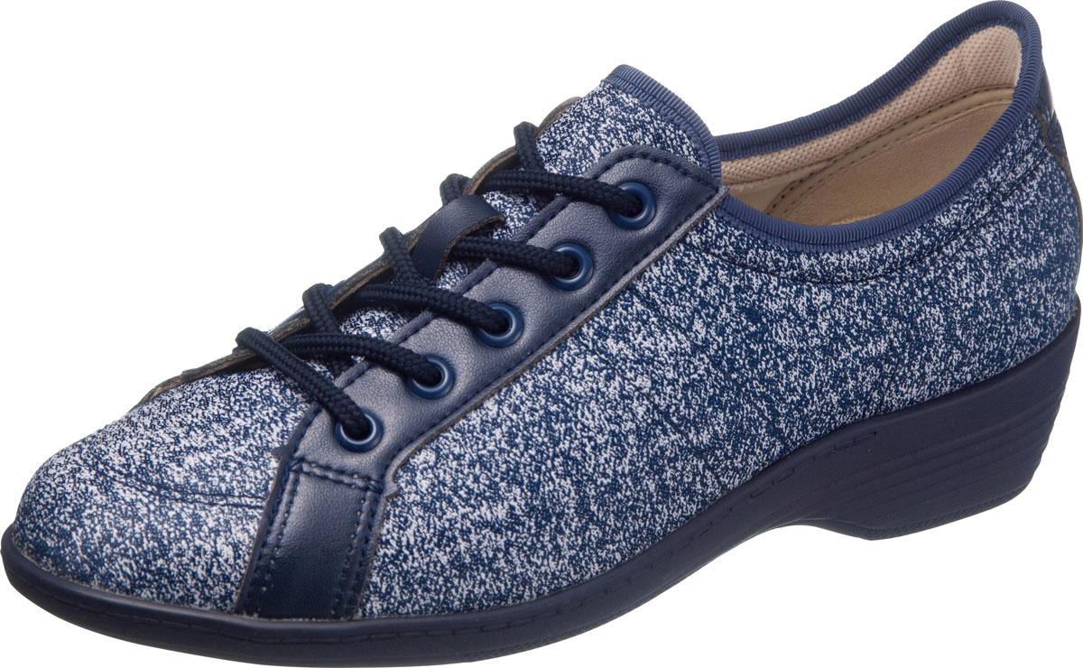 asahi shoes(アサヒシューズ) 快歩主義 介護靴 KHS L146AC C265【ネイビー】 レディース KS23651