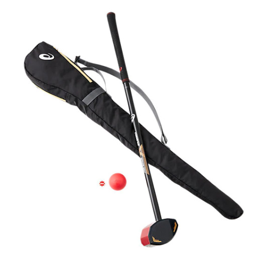 asics(アシックス) ゴルフ グランドゴルフ グラウンド・ゴルフ4点セット メンズ・レディース・ユニセックス