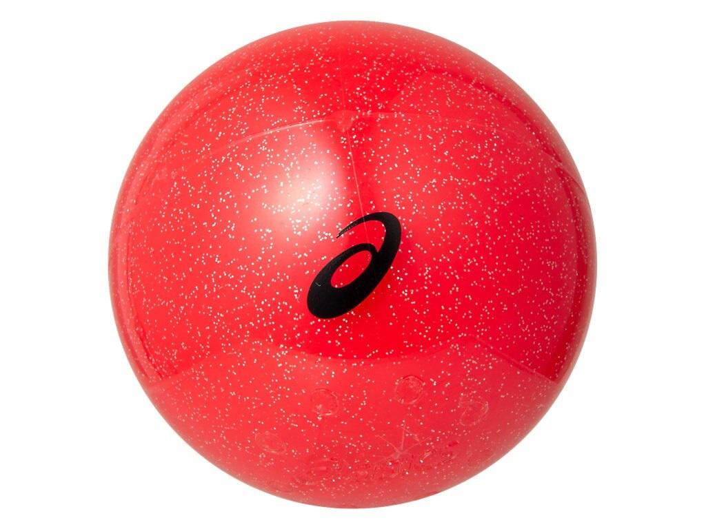 超特価SALE開催 asics アシックス グランドゴルフ グラウンドゴルフ ボール GG ハイパワーボール スタンダード 600 レディース 3283A071 レッド {SK} メンズ 中古 ユニセックス