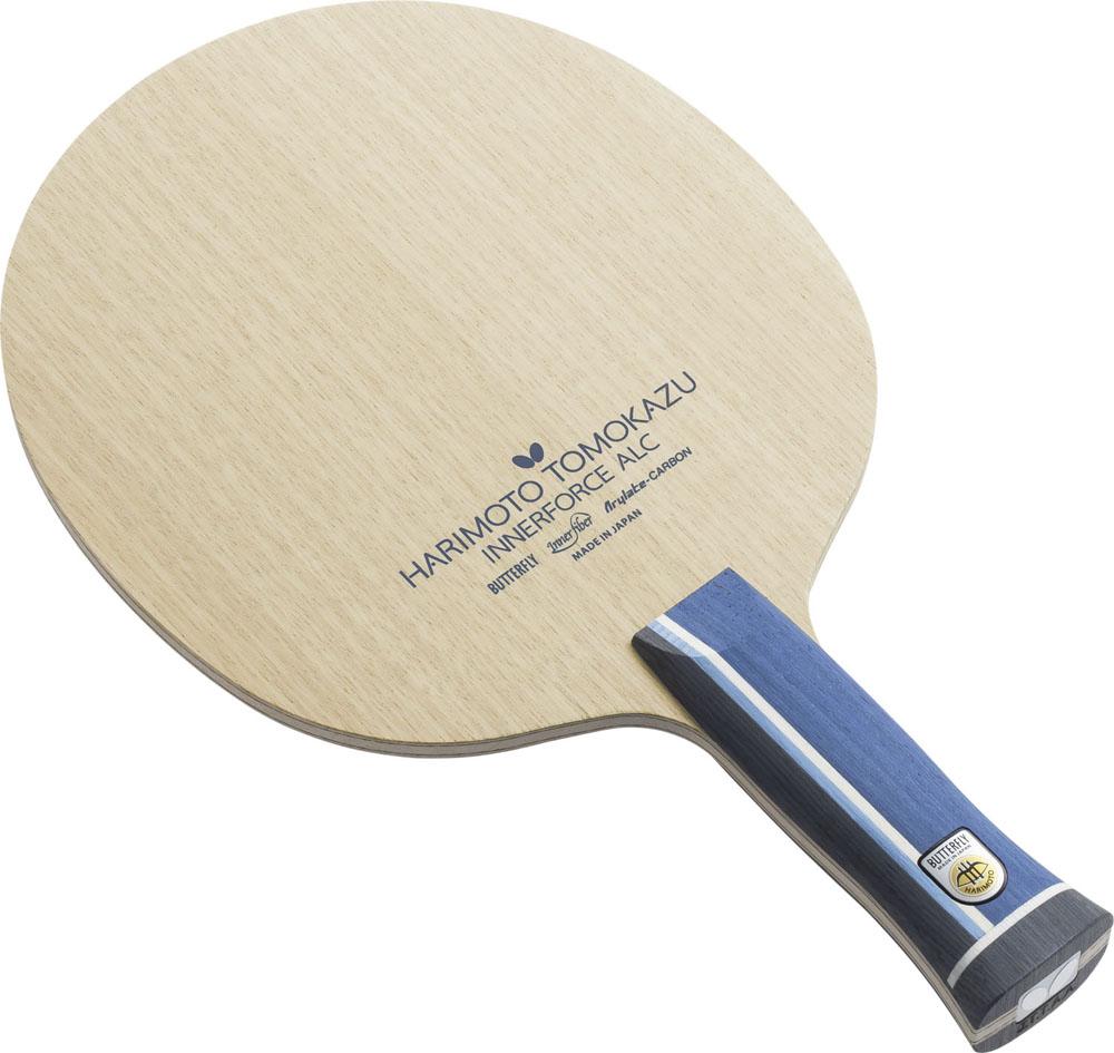 Butterfly(バタフライ) 卓球 ラケット HARIMOTO TOMOKAZU INNERFORCE ALC AN(張本智和 インナーフォース ALC アナトミック) メンズ・レディース 36992