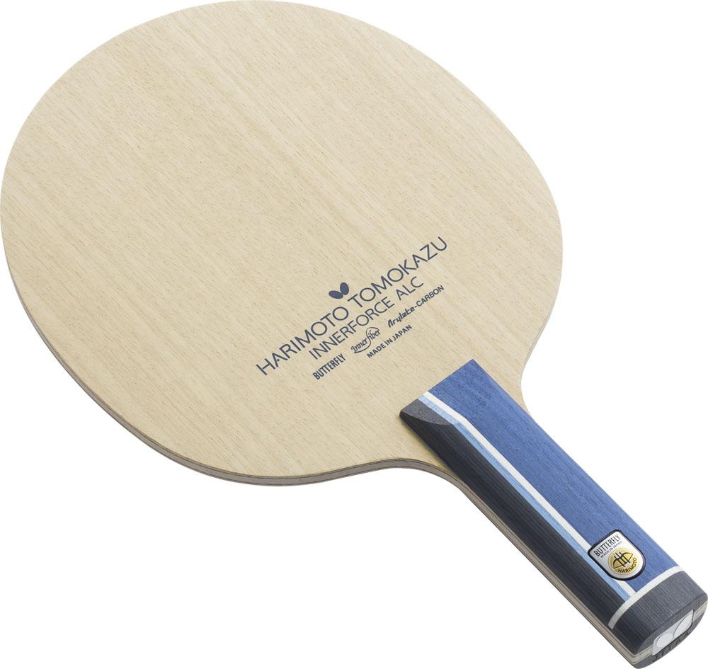 Butterfly(バタフライ) 卓球 ラケット HARIMOTO TOMOKAZU INNERFORCE ALC ST(張本智和 インナーフォース ALC ストレート) メンズ・レディース 36994