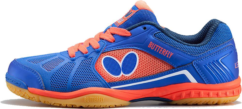 Butterfly(バタフライ) 卓球 靴・シューズ レゾライン リフォネス メンズ・レディース 【ネイビー】 93620 178