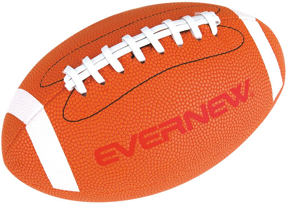 EVERNEW エバニュー 体育用品 ラグビー ボール フラッグフットボール 小学生用 即出荷 年中無休 キッズ 子供用 橙 オレンジ ダイダイ {SK} 21 ETE196 ジュニア